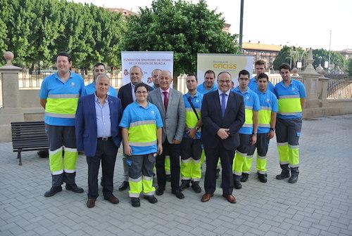 Murcia ciudad sostenible for Trabajo de limpieza en murcia